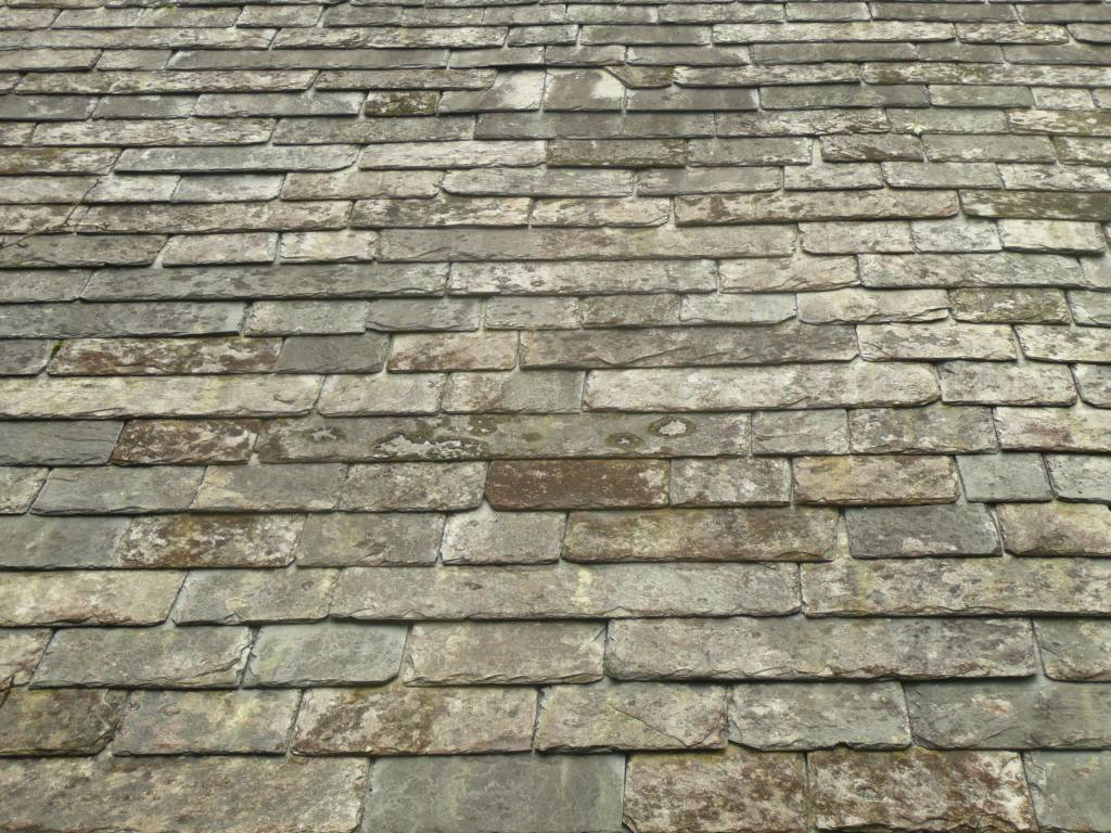 Rag Slate Roof