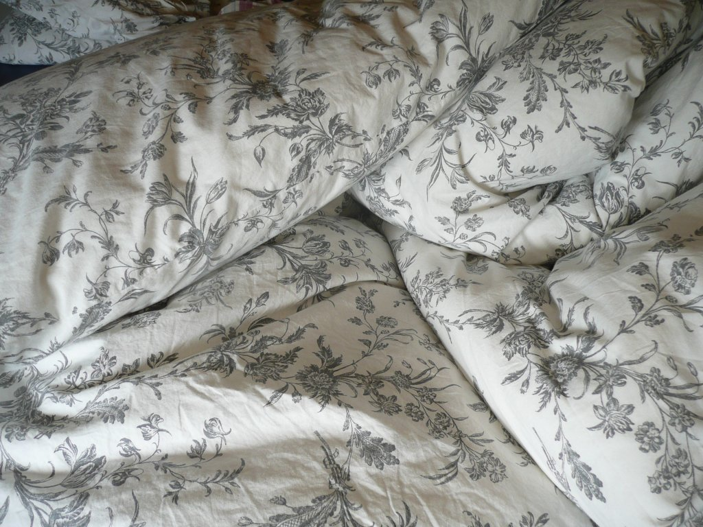 Ikea Duvet Cover  www.thinkingcowgirl.wordpress.com
