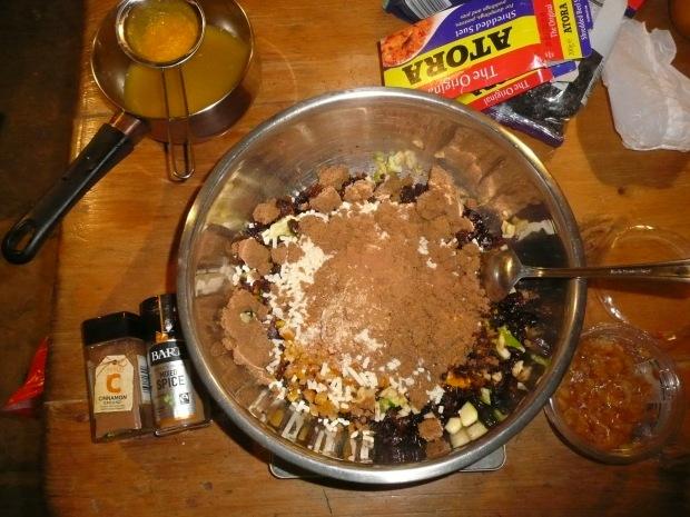 Mincemeat making  www.thinkingcowgirl.wordpress.com
