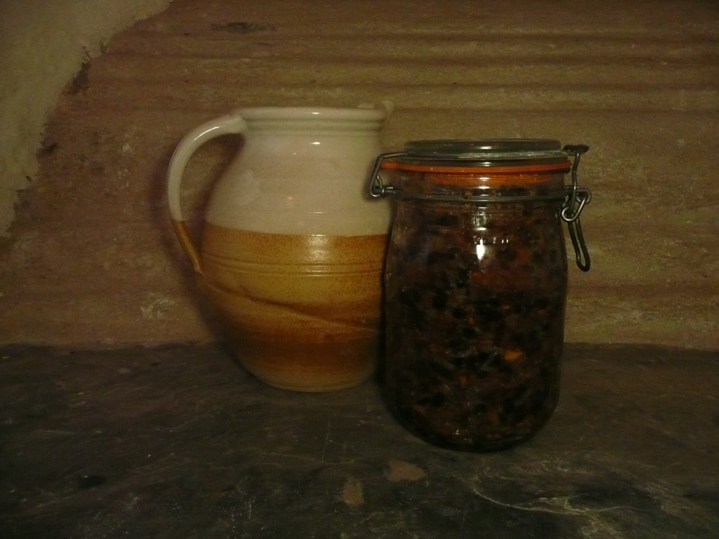 Mincemeat Storage