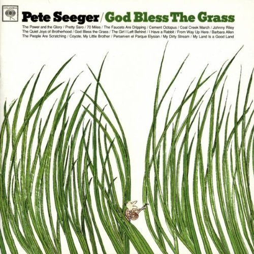 God Bless the Grass Album Cover