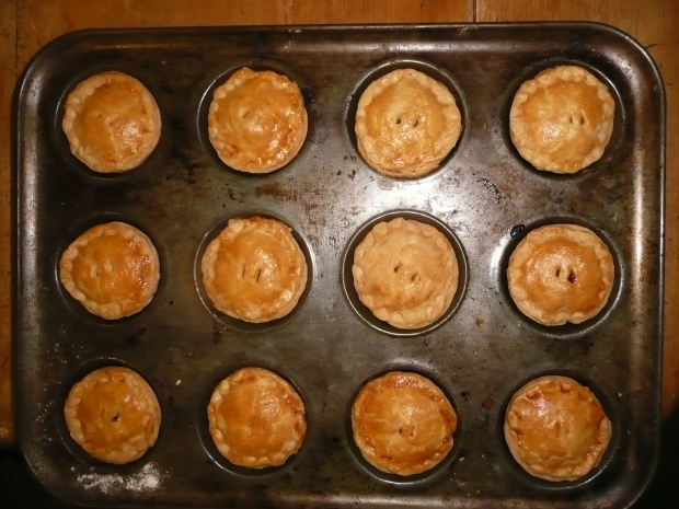 Baked Mince Pies