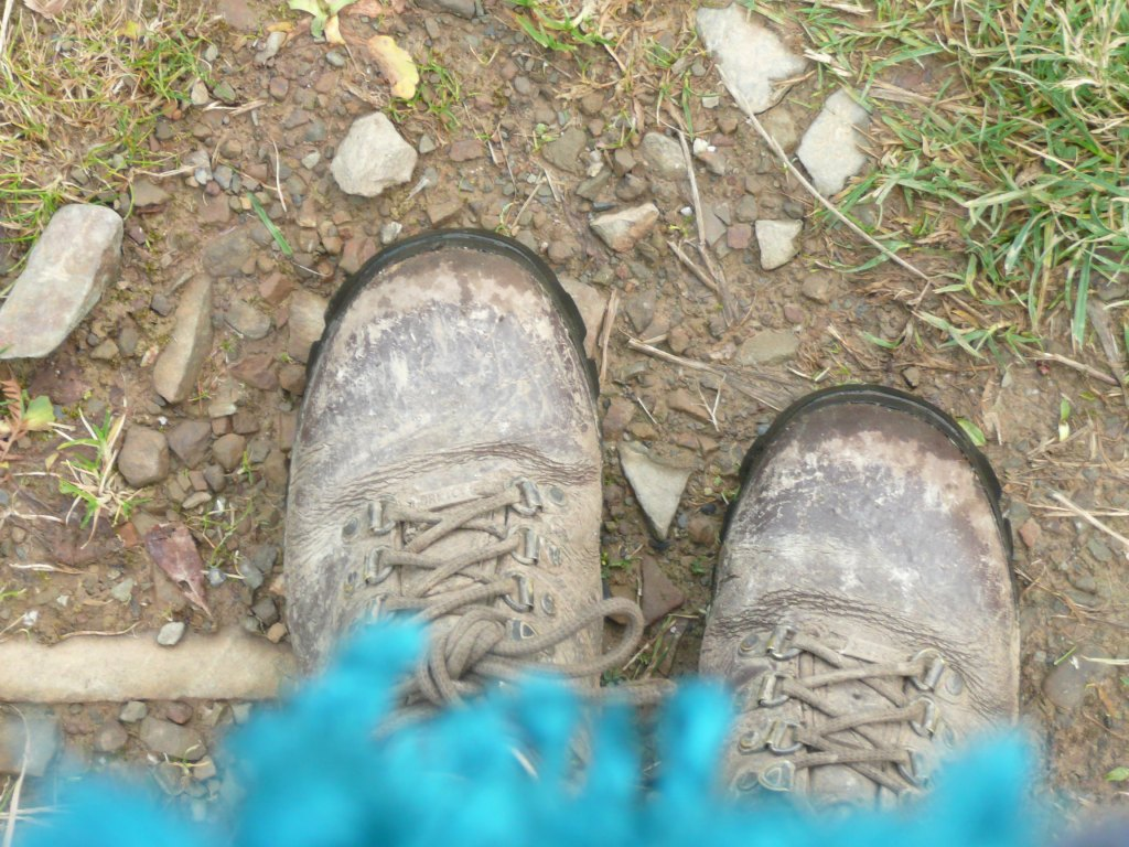 Walking Boots www.thinkingcowgirl.wordpress.com
