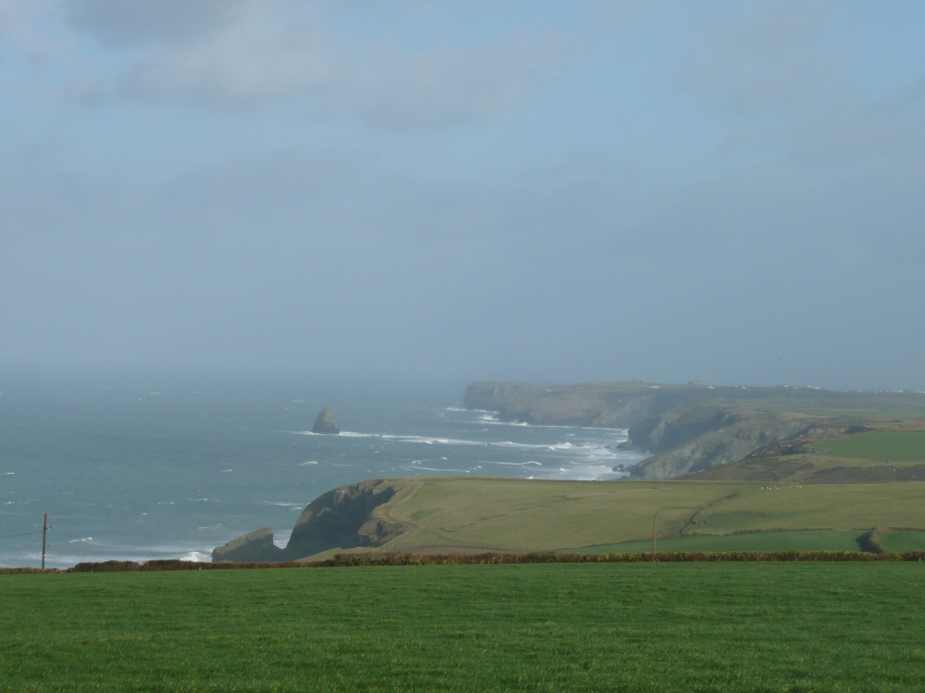 North Cornish Coast www.thinkingcowgirl.wordpress.com