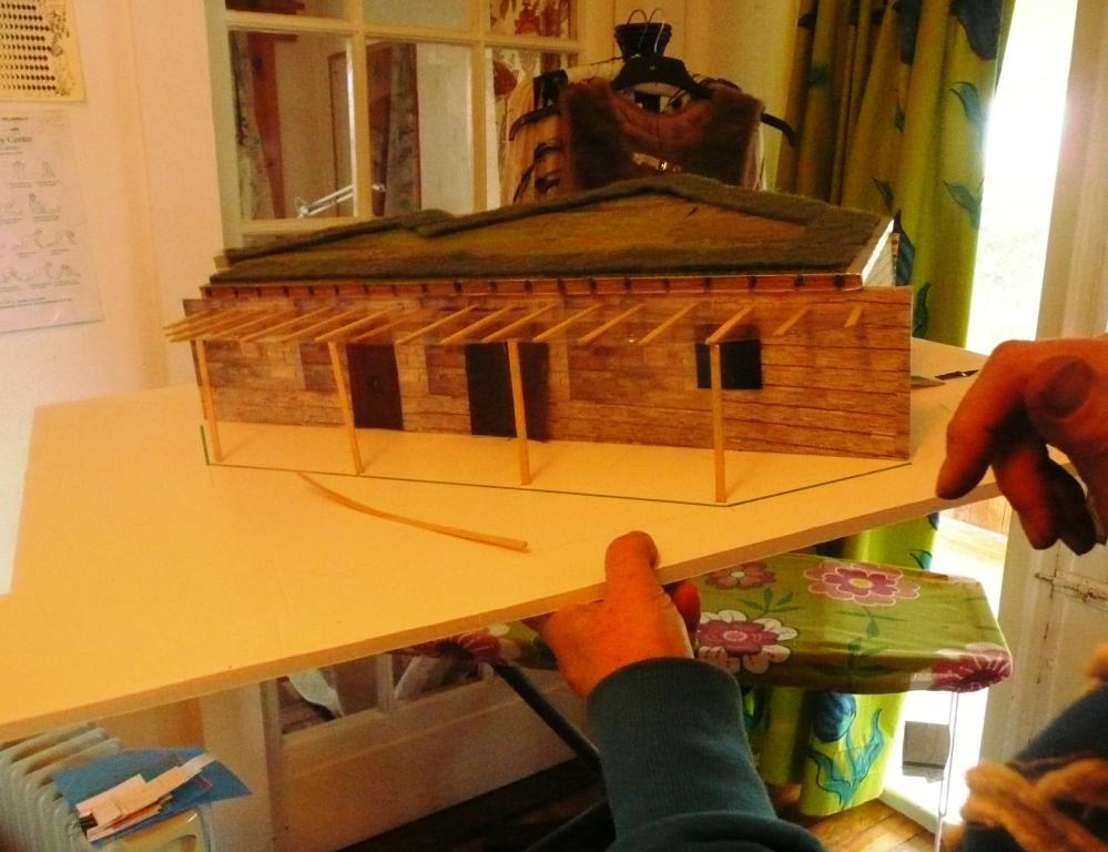 Tiny House www.thinkingcowgirl.wordpress.com
