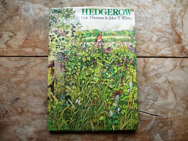 Hedgerow Book www.thinkingcowgirl.wordpress.com